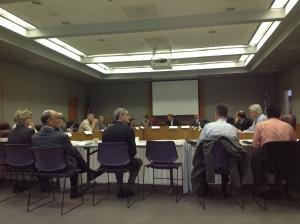TCC meeting Nov 6