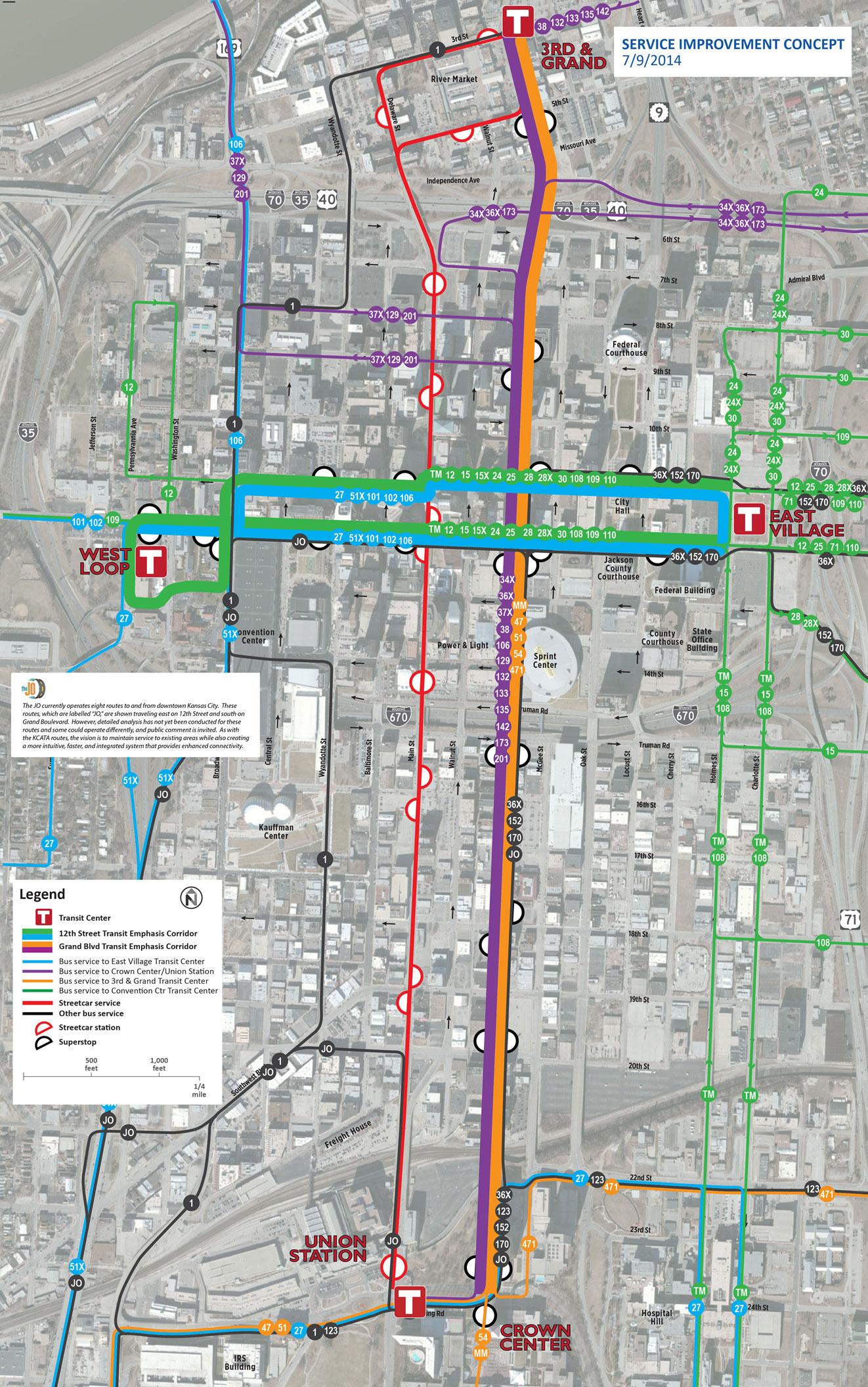 Kansas City Transit Action Network TAN