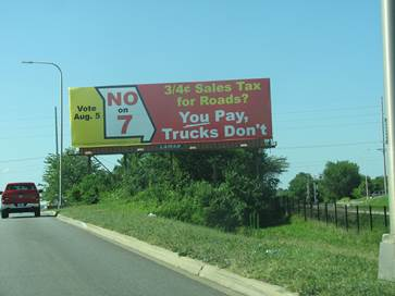 Votenoon 7 billboard